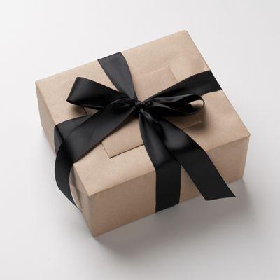 hộp quà tặng 20/11 kraft đơn giản