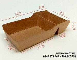 giá hộp giấy đựng cơm